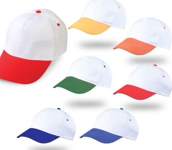 Baskılı şapkalar